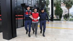 Sadaka kutusunu çalan şüpheli tutuklandı