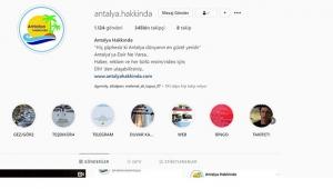 'Antalya Hakkında' takipçileri olayları gündeme taşıyor
