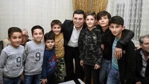 Başkan Tütüncü'den çocuklara eğitim yatırımı