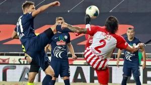 Antalyaspor 10 maçlık seri yakaladı