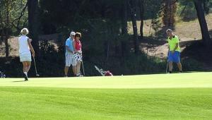 Golf turizminde hedef Ekim ayı