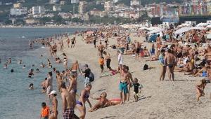 Antalyalı turizmcilerde Rusya sevinci