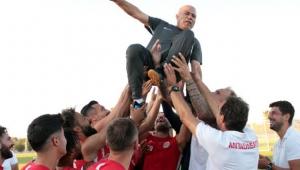 Antalyaspor'un 38 yıllık emektarına veda
