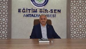 Eğitim Bir Sen'den Azerbaycan'a destek