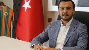 AK Parti Alanya İlçe Başkanı Toklu'nun kongre çalışması