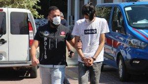 Alanya'da uyuşturucu baskını
