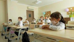Antalya'daki Rus okulunda dersbaşı