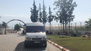 Kaş'ta 33 kaçak göçmen yakalandı