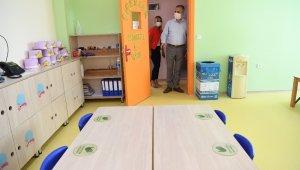 Konyaaltı Belediyesi'nin üçüncü kreşi 21 Eylül'de hizmete açılıyor
