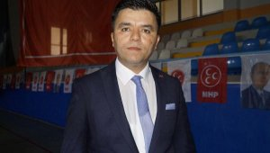 MHP Finike'de Şahin güven tazeledi