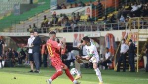 Süper Lig: Aytemiz Alanyaspor: 2 - Hes Kablo Kayserispor: 0