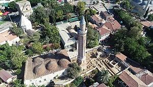 790 yıllık minare ziyarete açılıyor
