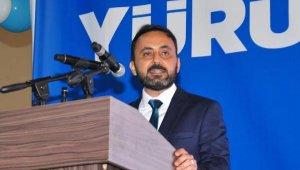 AK Parti'de Halimoğlu güven tazeledi