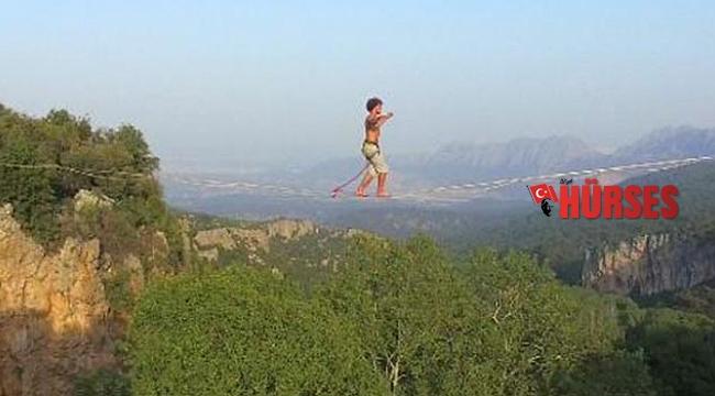 Antalya'da çekilen belgesel birinci oldu
