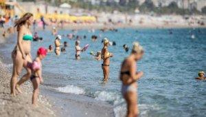 Antalya'da yazdan kalma günler