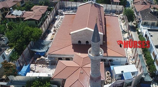 Antalya'nın dört bir yanında tarih yeniden ayağa kaldırılıyor