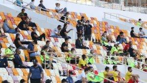 Antalyaspor'dan Yeni Malatyaspor maçında taraftar tepkisi