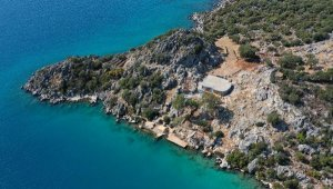 İngiliz şirketin doğa harikası yarımadadaki villa inşaatına tepki