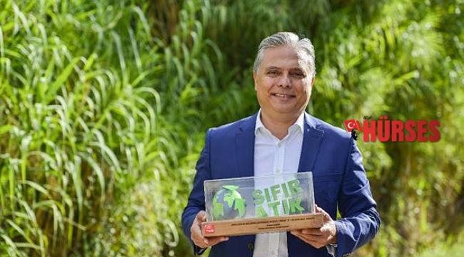 Muratpaşa'nın Çevreci Kart'ına bir ödül daha