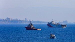 NAVTEX ilanları sonrası Oruç Reis limandan ayrıldı