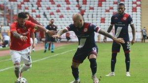 Süper Lig: FT Antalyaspor: 1 - Gaziantep FK: 1