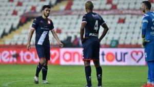 Antalyaspor galibiyete hasret