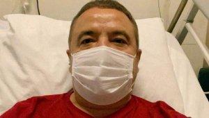 AÜ Hastanesi'nde 2 başkanın tedavisi sürüyor