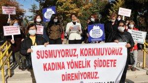CHP'den kadına şiddet açıklaması
