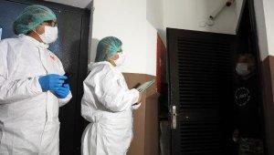 Koronavirüs hastalarından filyasyon ekibine ilginç davetler