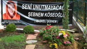 'Maskeli Şebnem'in adı okulunda yaşayacak