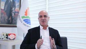 OSB Başkanı Bahar: Pandemi biterse, 2021 Antalya için harika bir yıl olabilir