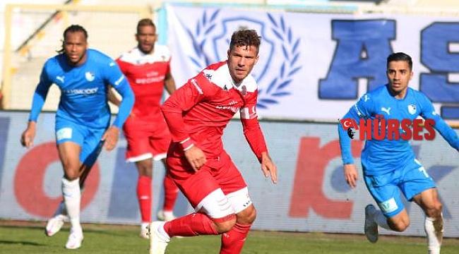 Antalyaspor'dan TFF'ye 'kural hatası' başvurusu