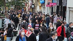 Vak'aların yüzde 55 oranında düştüğü Antalya'da ürküten yoğunluk
