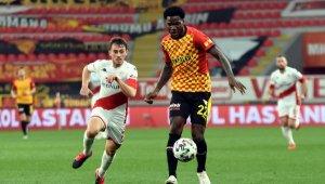 Göztepe – Fraport-Tav Antalyaspor: 0-1