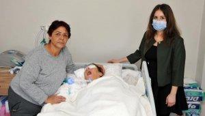 İntihara kalkışıp yatağa bağımlı kalan mağdurun avukatına da cinsel saldırı tehdidi