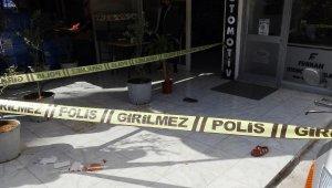 5'inci kat balkonundan düşüp ağır yaralandı