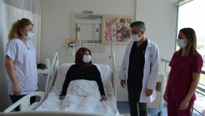 'Delirten ağrılarından' ameliyat ile kurtuldu