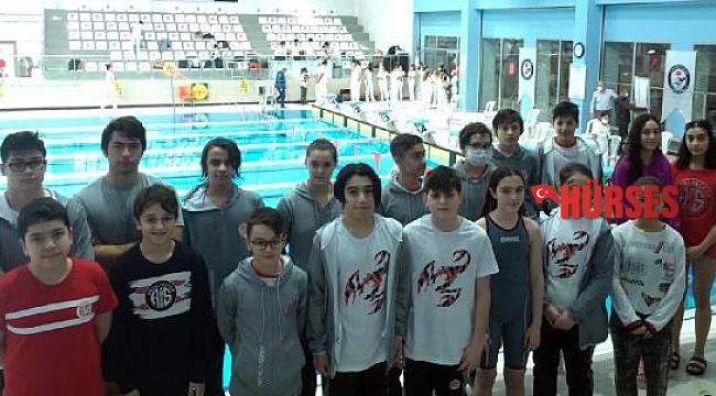 Havuzdan 66 madalya çıktı