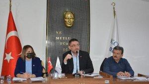 Korkuteli'de şubat meclisi toplandı