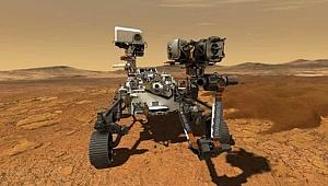 Mars'ta yaşam izi bulunması ihtimali yüzde 50