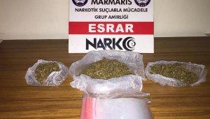 Sağlık ekibinin geçici şoförü, 'uyuşturucu ticareti'nden tutuklandı