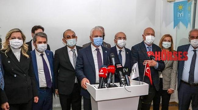 İYİ Partili Koray Aydın: 'Çok ağır gerekçeler gördüm'