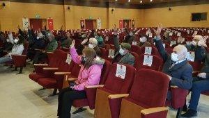Manavgat ADD'de Bulut yeniden başkan