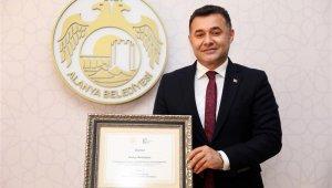Alanya Belediyesi'ne Erişilebilirlik Ödülü