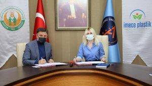 AÜ iş birliği protokolü imzaladı