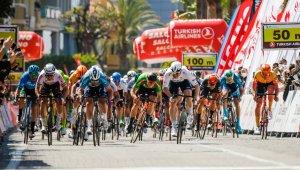 Beyşehir-Alanya etabını Mark Cavendish kazandı