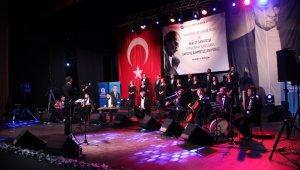 İsmail Baha Sürelsan konserle anıldı
