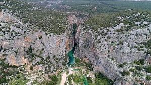 Kapuz Kanyonu'nu turizme kazandırmak için girişim başlattı