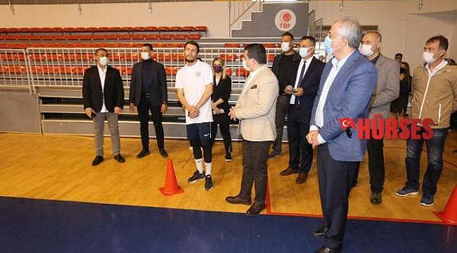 Kepez'den polis adaylarına ücretsiz eğitim