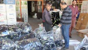 Alanya'da pazar yerleri sevinci